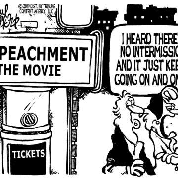 Dems focus on Impeachment
