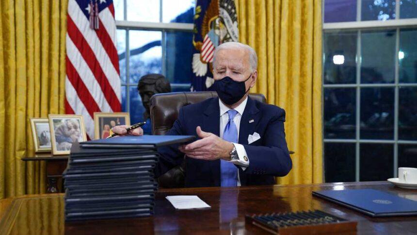 Biden in 4 weeks