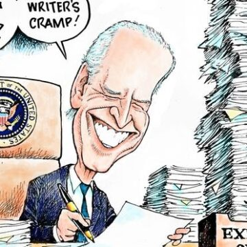 Two weeks (only) of President Biden