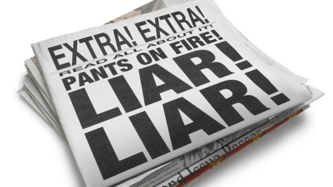 Fake News Narrative