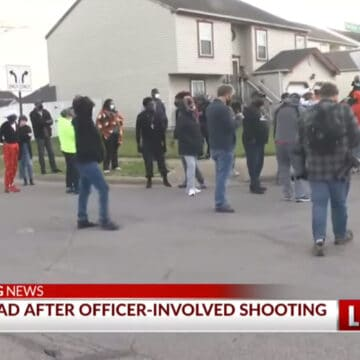 Washington declares another shooting as racially based.
