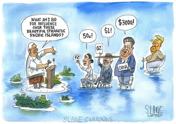 Niue Politics Back in June 2020