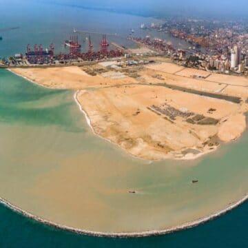 Sri Lanka Succumbs to China