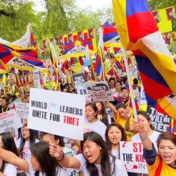 China Strategy to Erase Tibetan Culture