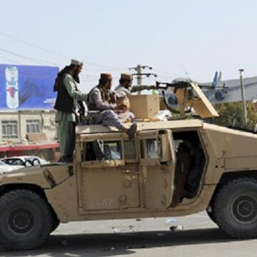 Disastrous Withdrawal from Afghanistan